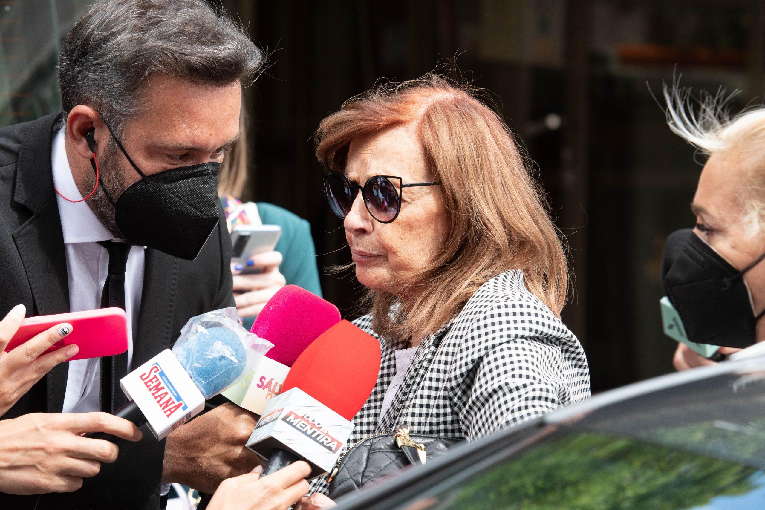 María Teresa Campos   Europa Press
