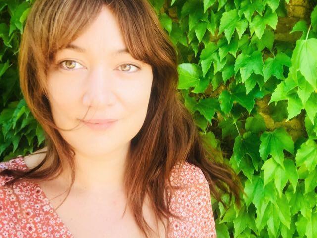 L'escriptora Miriam Cano