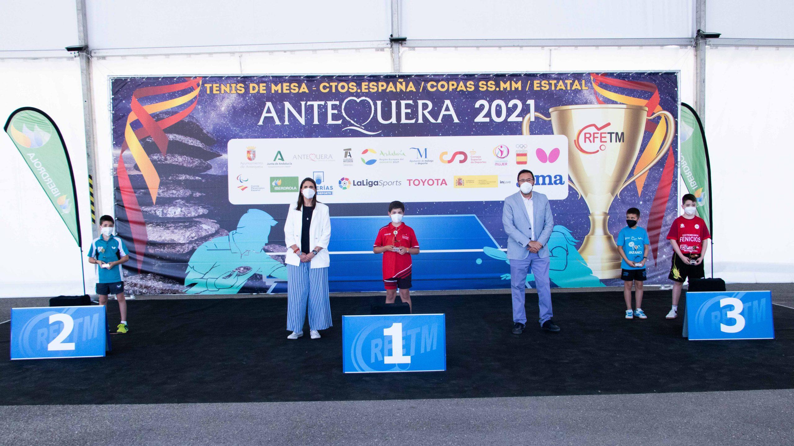 Roc Gibert, Campió d'Espanya | CTT Amics Terrassa