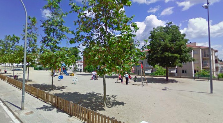 Parc infantil a La Grípia