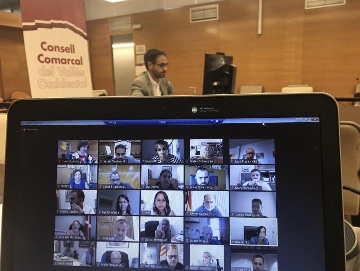 Consell d'Alcaldies del Vallès Occidental