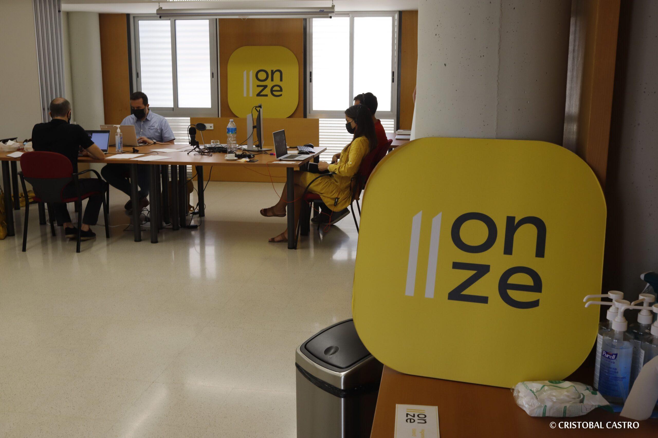 El nou banc 11Onze s'intal·la a la Cambra de Comerç de Terrassa