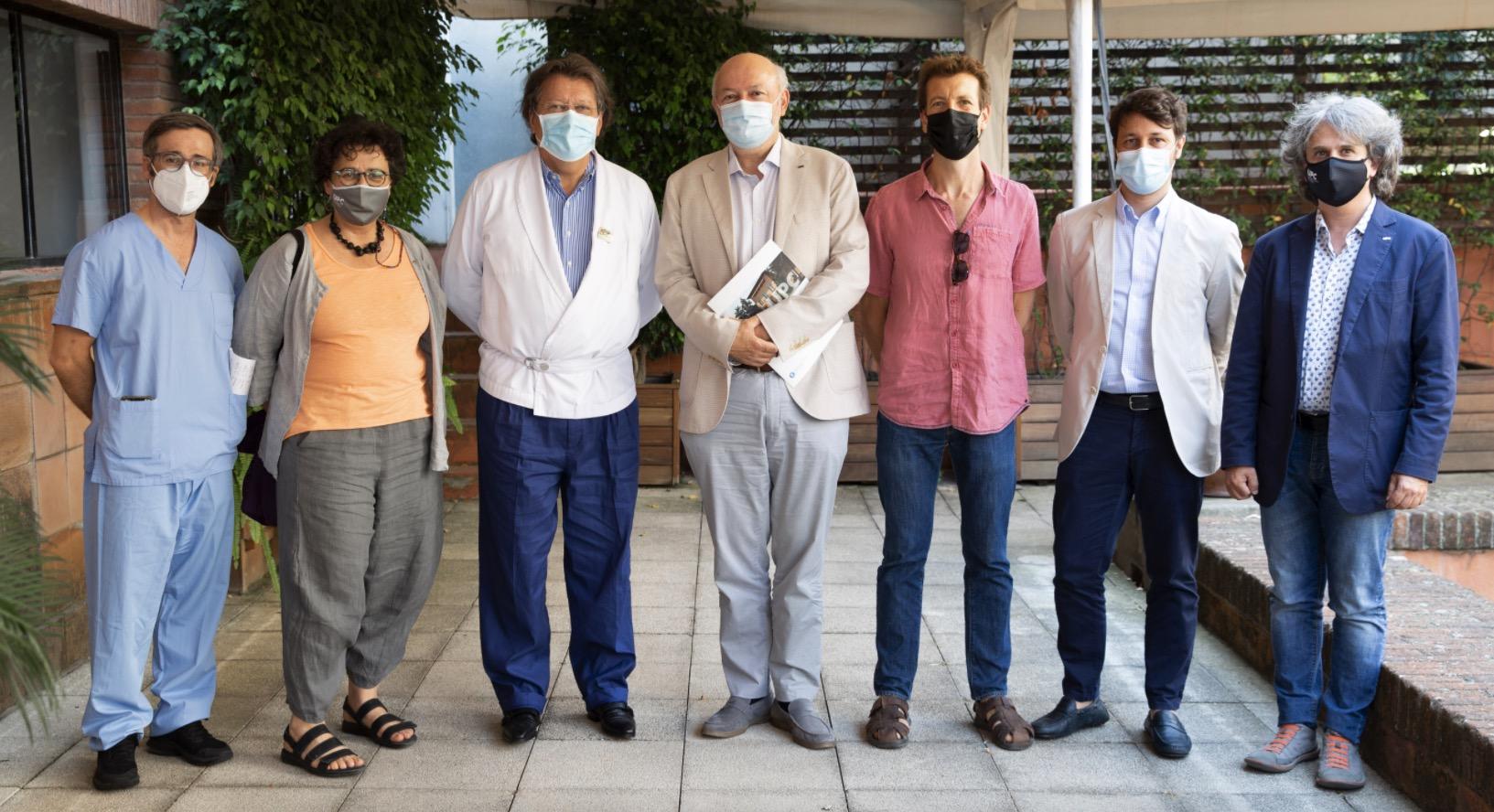UPC- Acord amb la Fundació Barraquer per atendre pacients amb necessitats especifiques d'atenció visual i oftalmològica