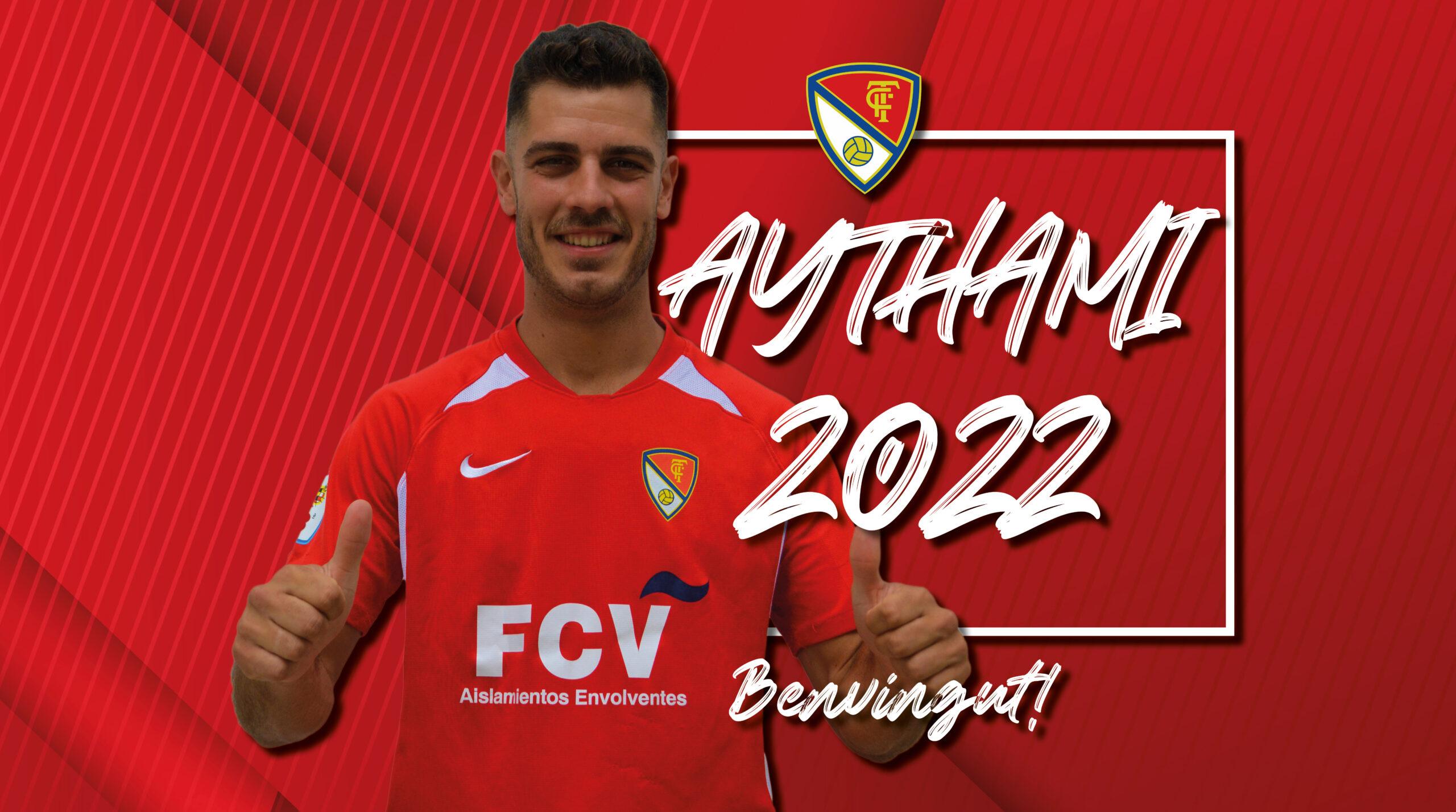 Aythami Perera García /Terrassa FC