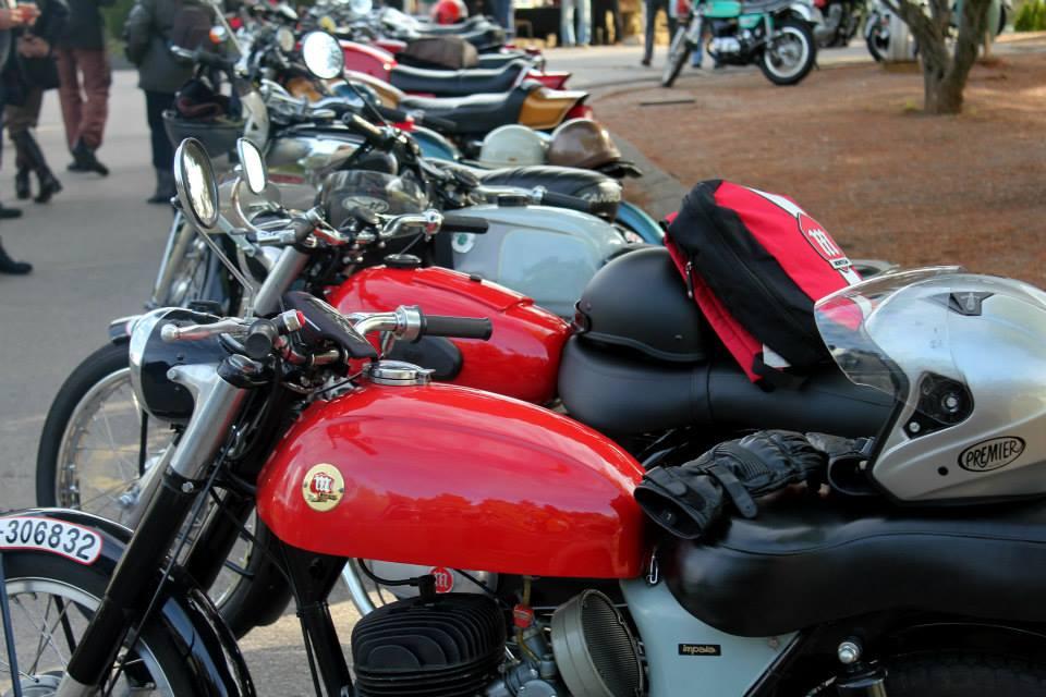 Motos clàssiques | ATHC