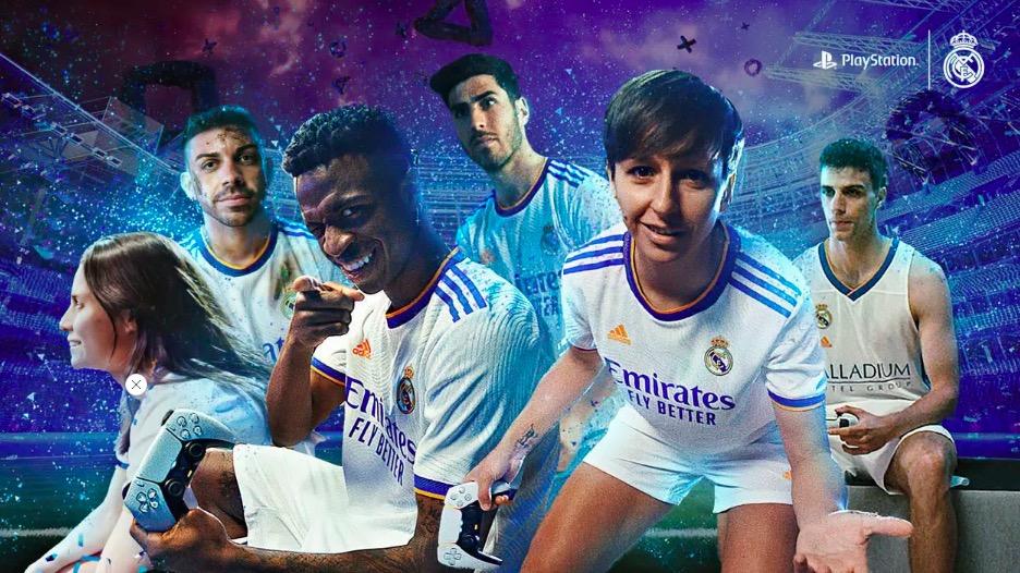 La futbolista de Terrassa Marta Corredera protagonista de l'amunci de PlayStation | Sony España