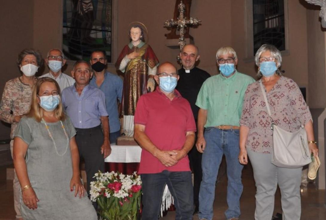 Comissió de Sant Llorenç de la Parròquia de Sant Joan de Matadepera | Matadepera.cat