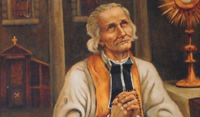 Mossèn Joan-Maria Vianney, rector dArs