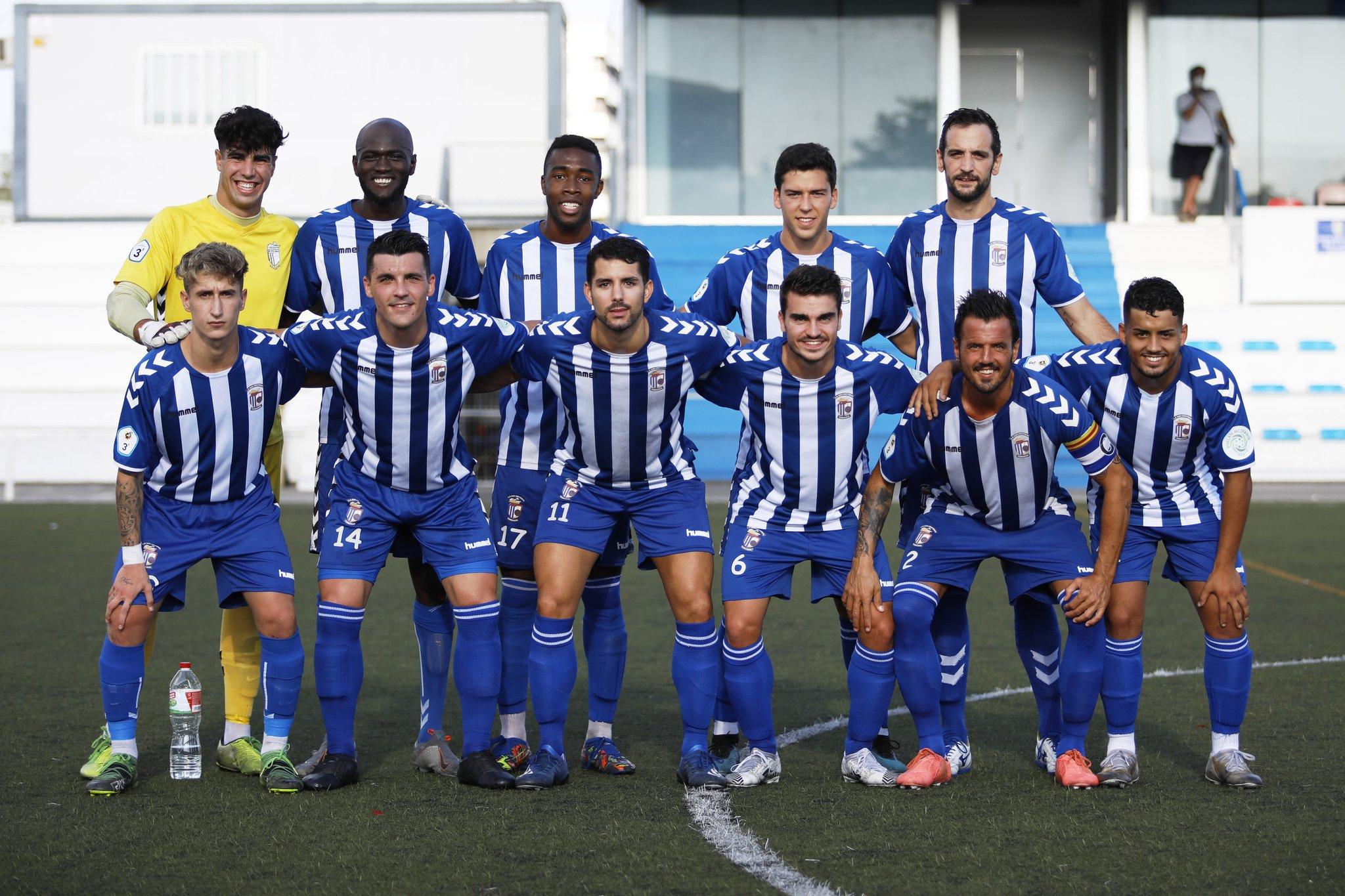 L'onze inicial del CP San Cristóbal en el primer partit amistós de pretemporada | CP San Cristóbal