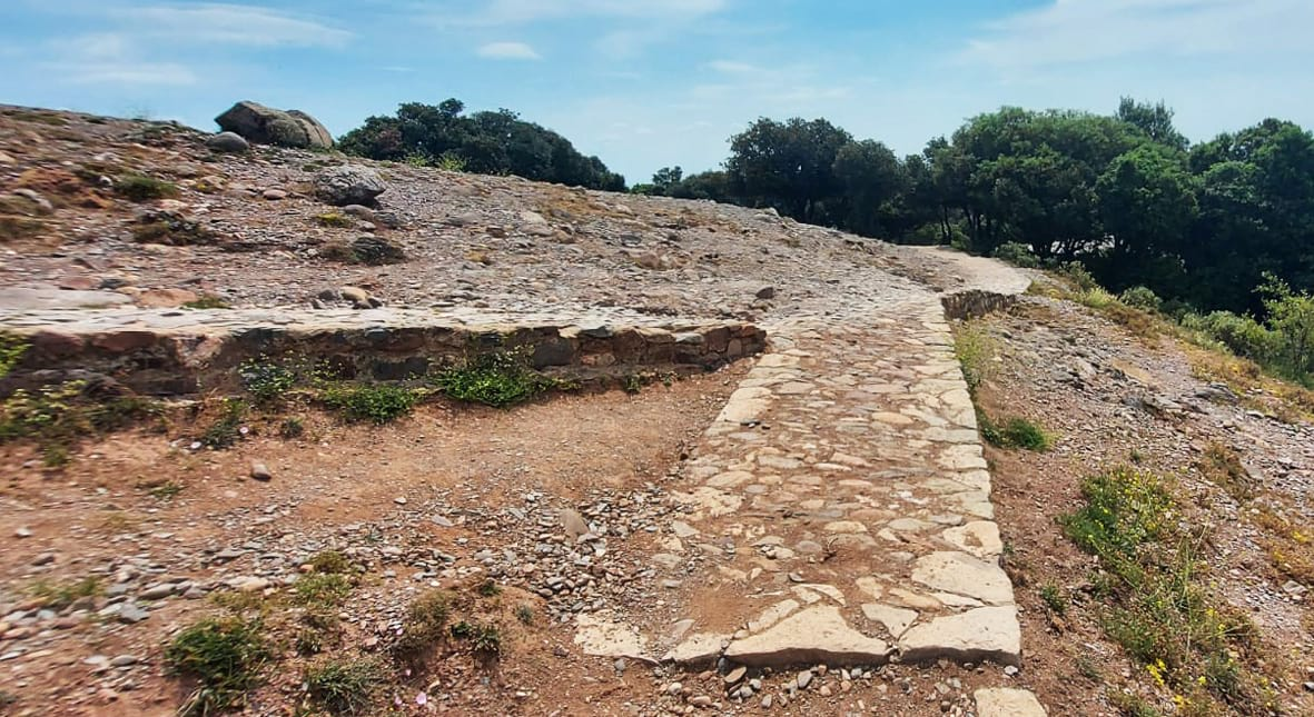 Cordes noves d'accés al Montcau, al Parc Natural de Sant Llorenç del Munt i l'Obac. Foto: XPN / Diputació de Barcelona