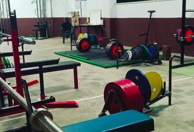 Seu de l'Egara Powerlifting Club