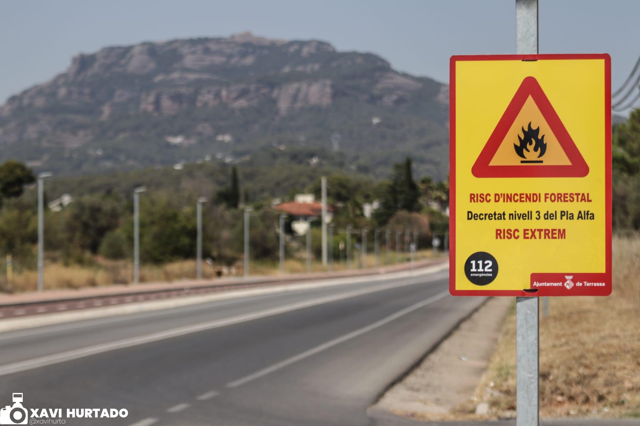 Restriccions d'accés al Parc Natural de Sant Llorenç   Xavi Hurtado