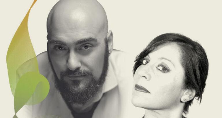 Els artistes Sonia Gancedo i Víctor Sordo