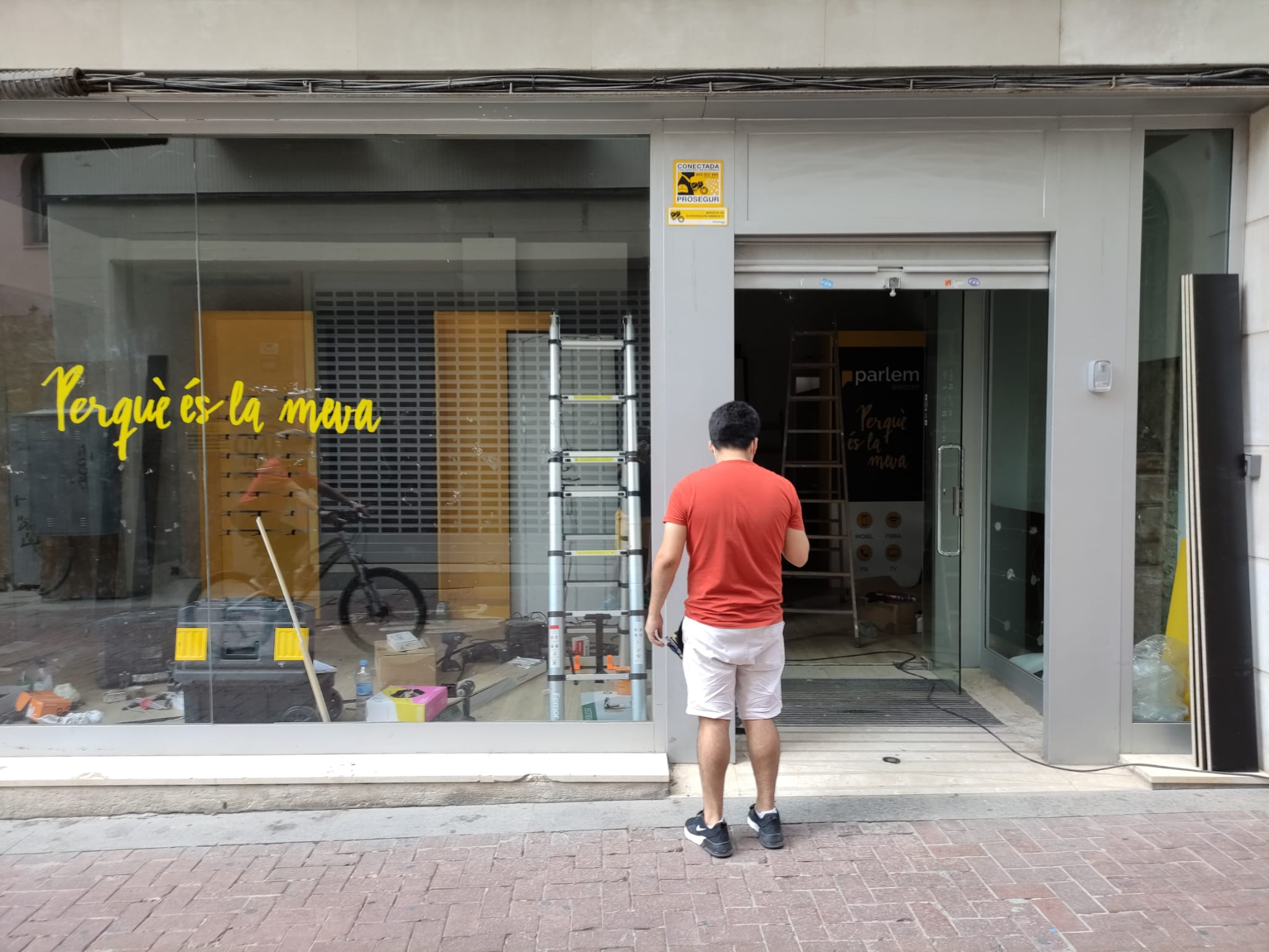 Parlem obrirà la seva primera botiga física a Terrassa | Anna Solernou