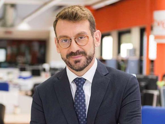 El periodista terrassenc Marc Sala | RTVE
