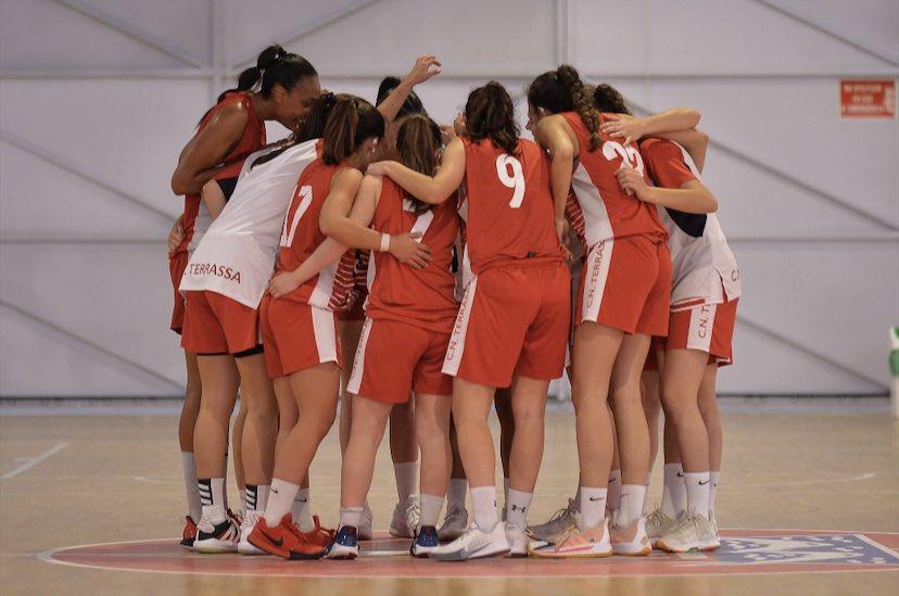 Les sèniors del CN Terrassa de bàsquet | Maria Amposta