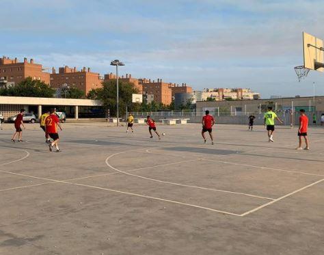 1r torneig de futbol solidari de l'esplai Les Arenes | Esplai Les Arenes