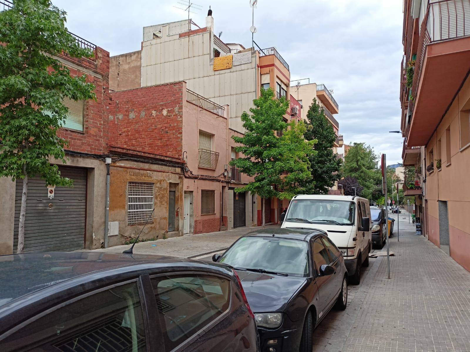 Lloc on s'ha produït l'incident de matinada, al carrer Dom Bosco | J.M.O.