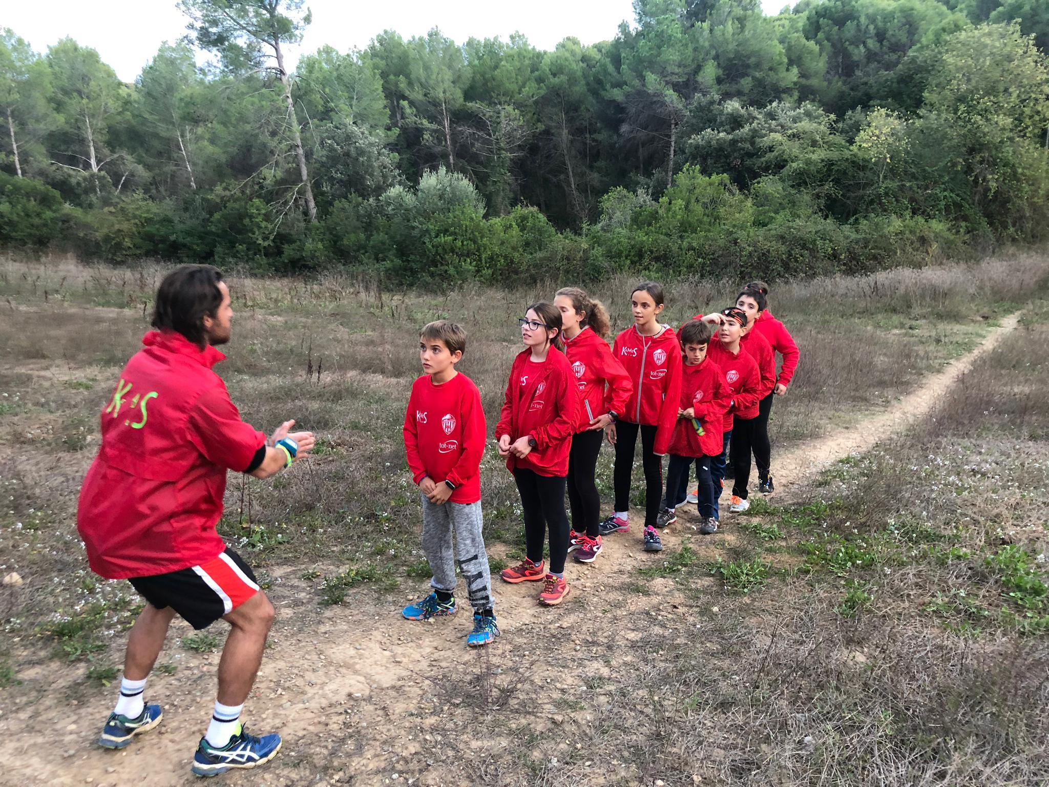 El projecte Kames Kids del Centre Excursionista de Terrassa
