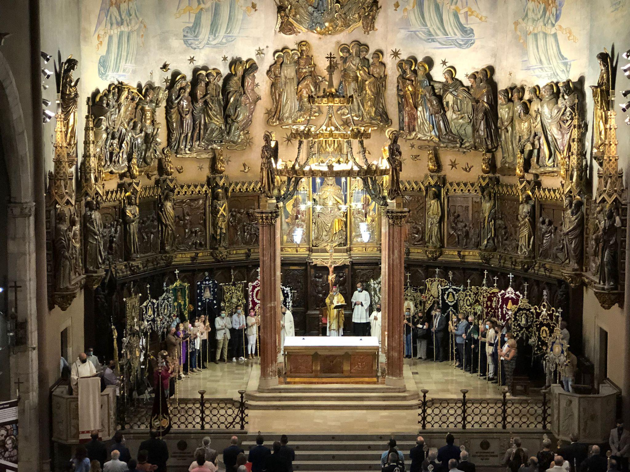 Missa rociera a la catedral del Sant Esperit de Terrassa   FECAC
