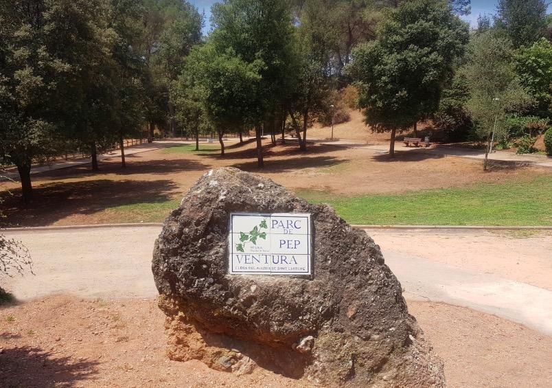 El Parc Pep Ventura de Matadepera acollirà el concert de sardanes | Cedida