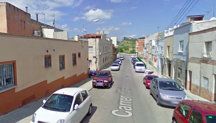 Carrer Orà amb Sòcrates, al barri de La Maurina de Terrassa | G.M.