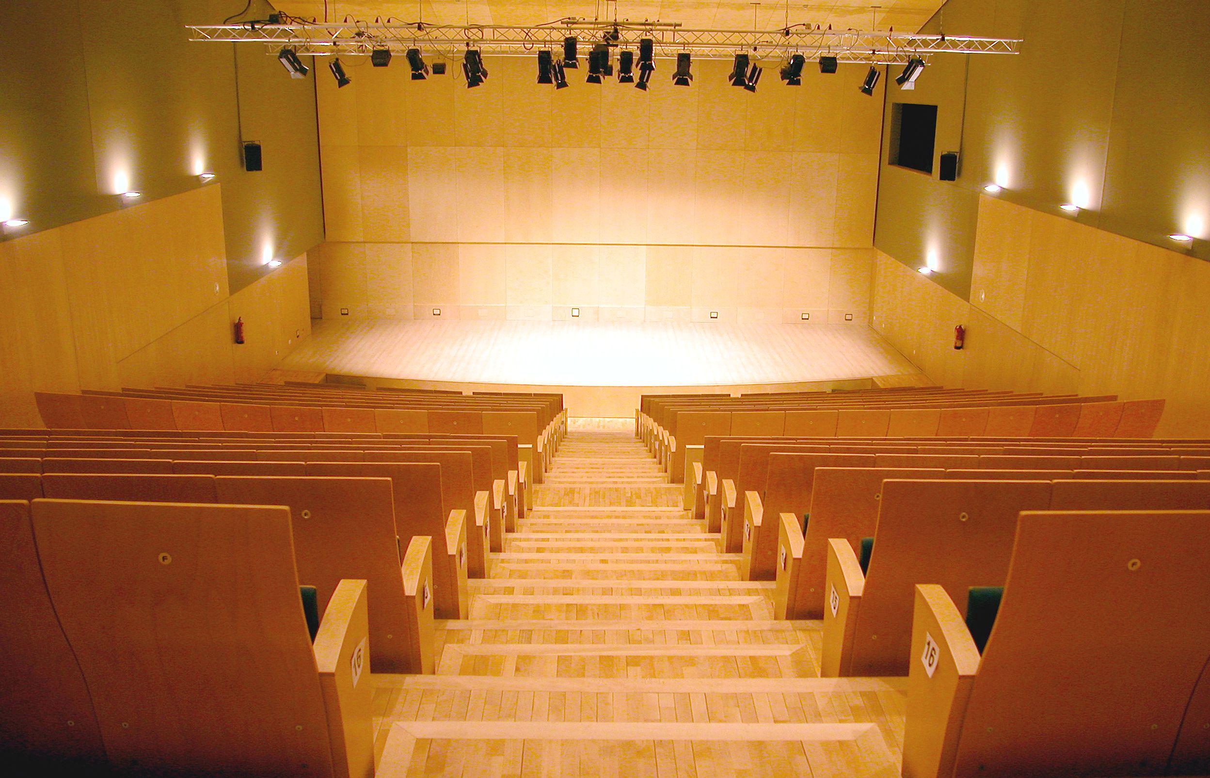 Auditori Municipal de Terrassa | Aj. Terrassa