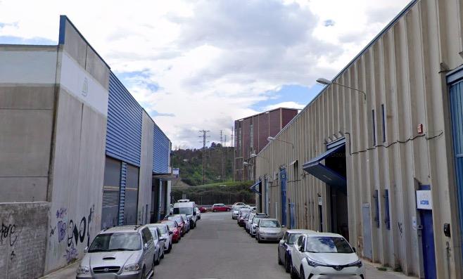 Carrer Galícia amb Tren de Baix, al barri del Segle XX   G.M.