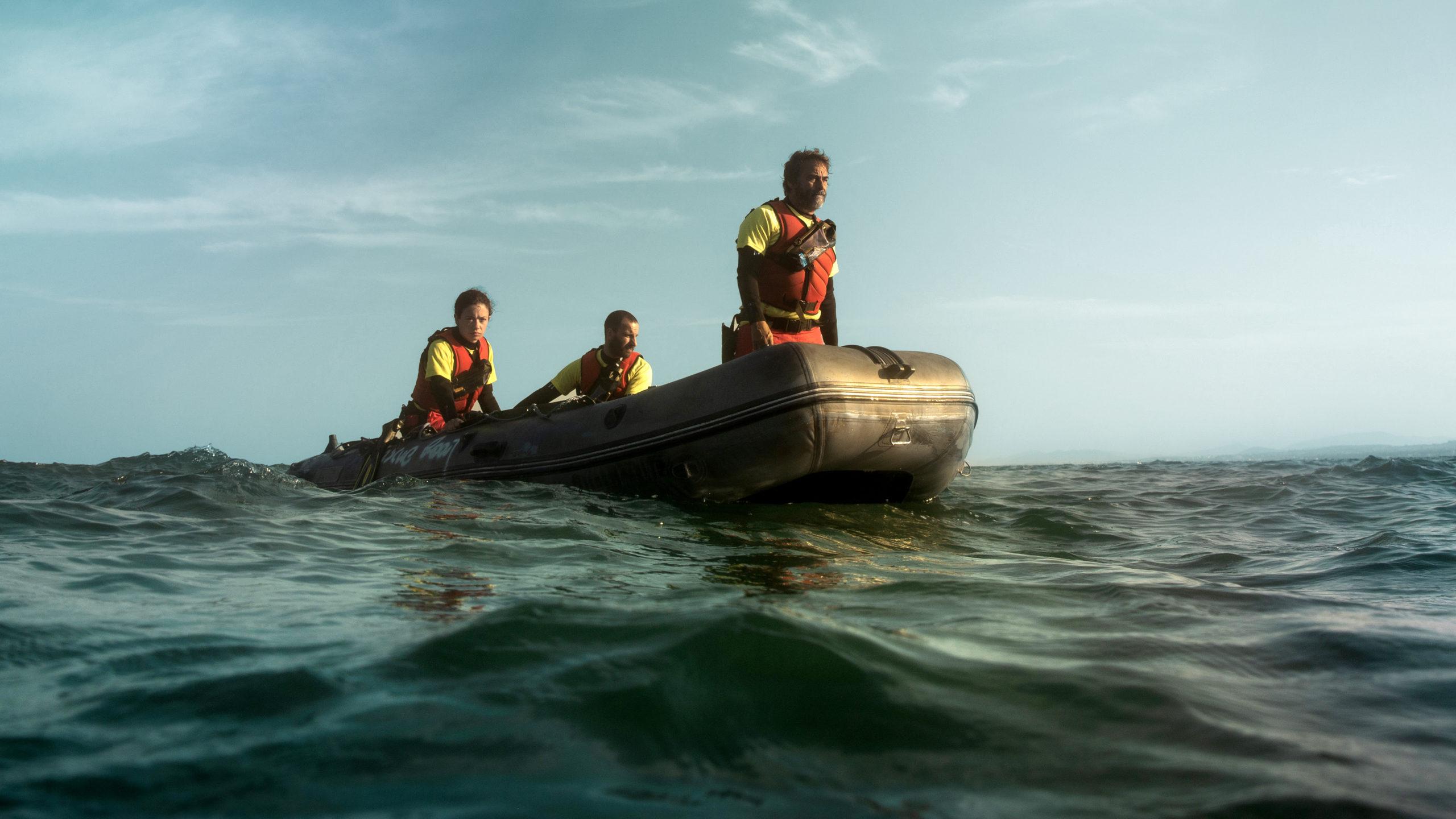Fotograma de la pel·lícula Mediterraneo