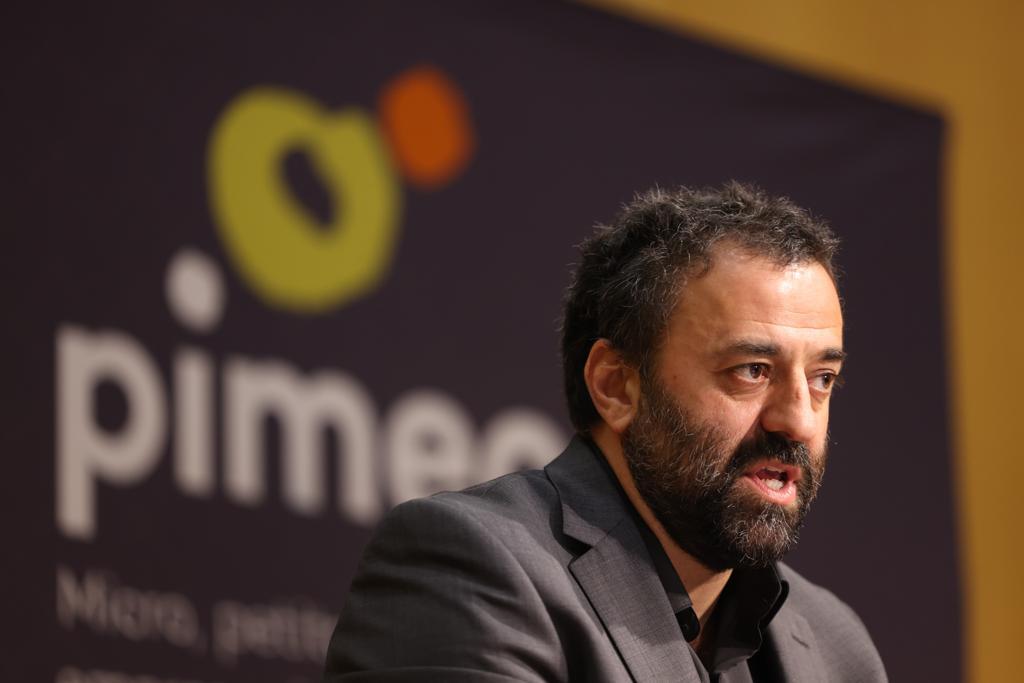 August Tarragó, president de PIMEC Esport |PIMEC