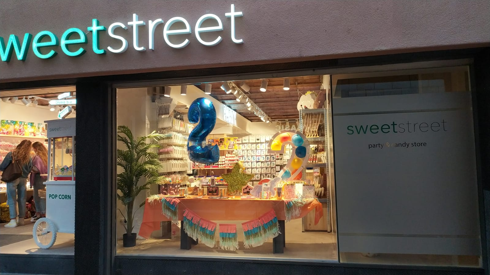 La nova botiga es troba al carrer Gavatxons   Lluïsa Tarrida