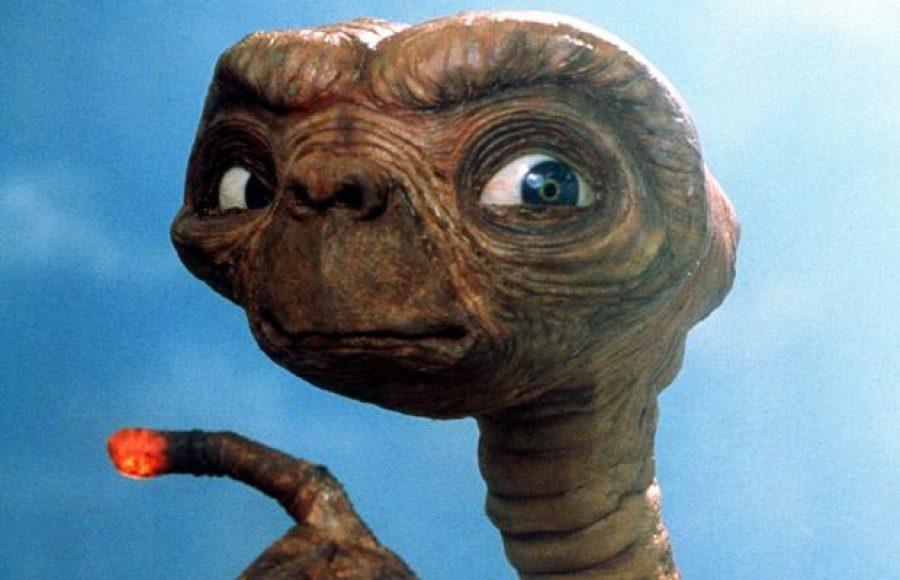 ET, El extraterrestre, dirigida per Steven Spielberg