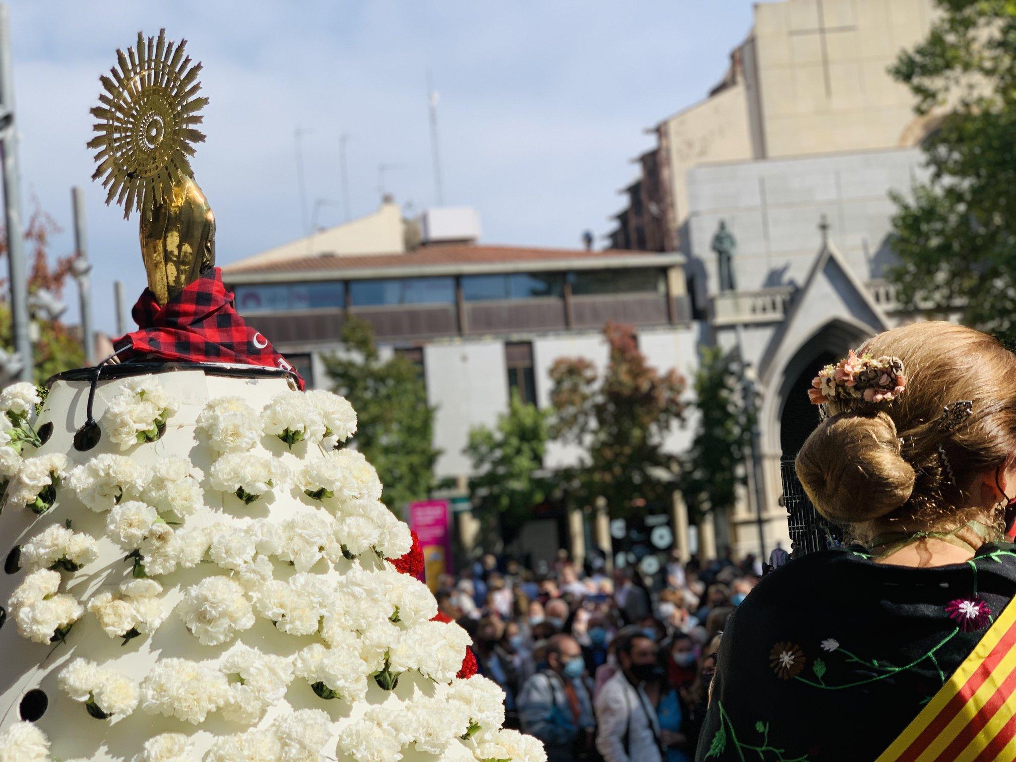 Celebració del Dia del Pilar del Centro Aragonés de Terrassa | Tot per Terrassa