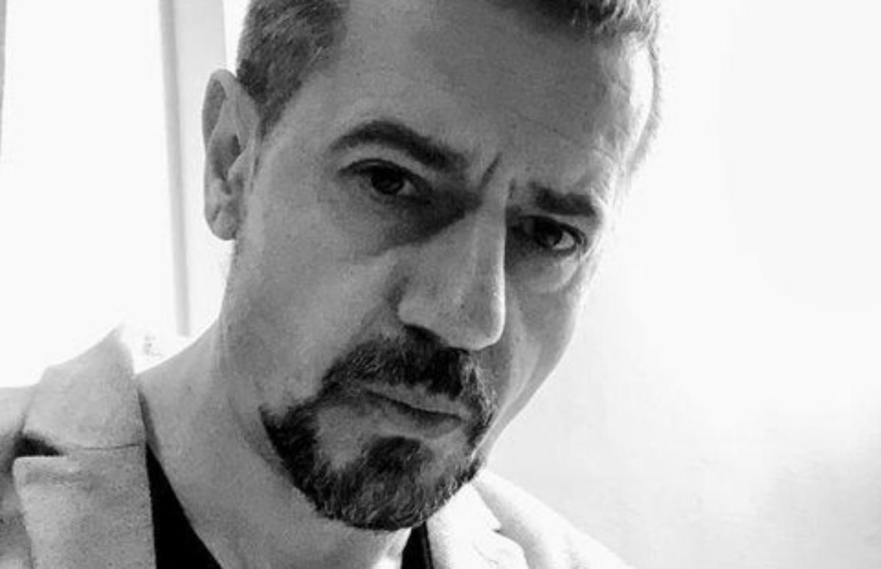 Carlos Dueñas, autor de la novel·la Al despertar | Cedida