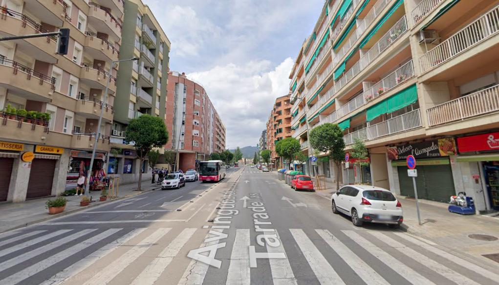 Avinguda Josep Tarradellas