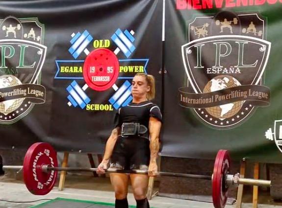 Egara Powerlifting organitza un campionat solidari contra el càncer infantil   Cedida