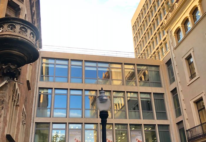Les instal·lacions de Leitat que acolliran CATI Incubator, al carrer Rivadeneyra de Barcelona | Leitat