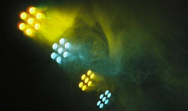 Llums del d'un escenari | Casa de la Música