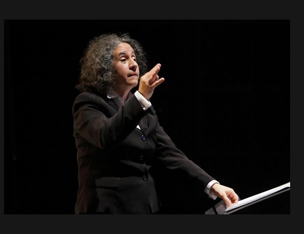 La directoria d'orquestra Cecilia Espinosa Arango | Factoria Cultural de Terrassa