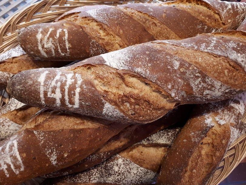 Barres de pa de pagès | IGP Pa de pagès