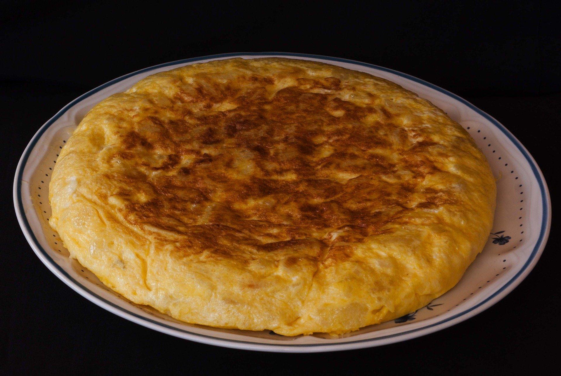 Truita de patates   Pixabay
