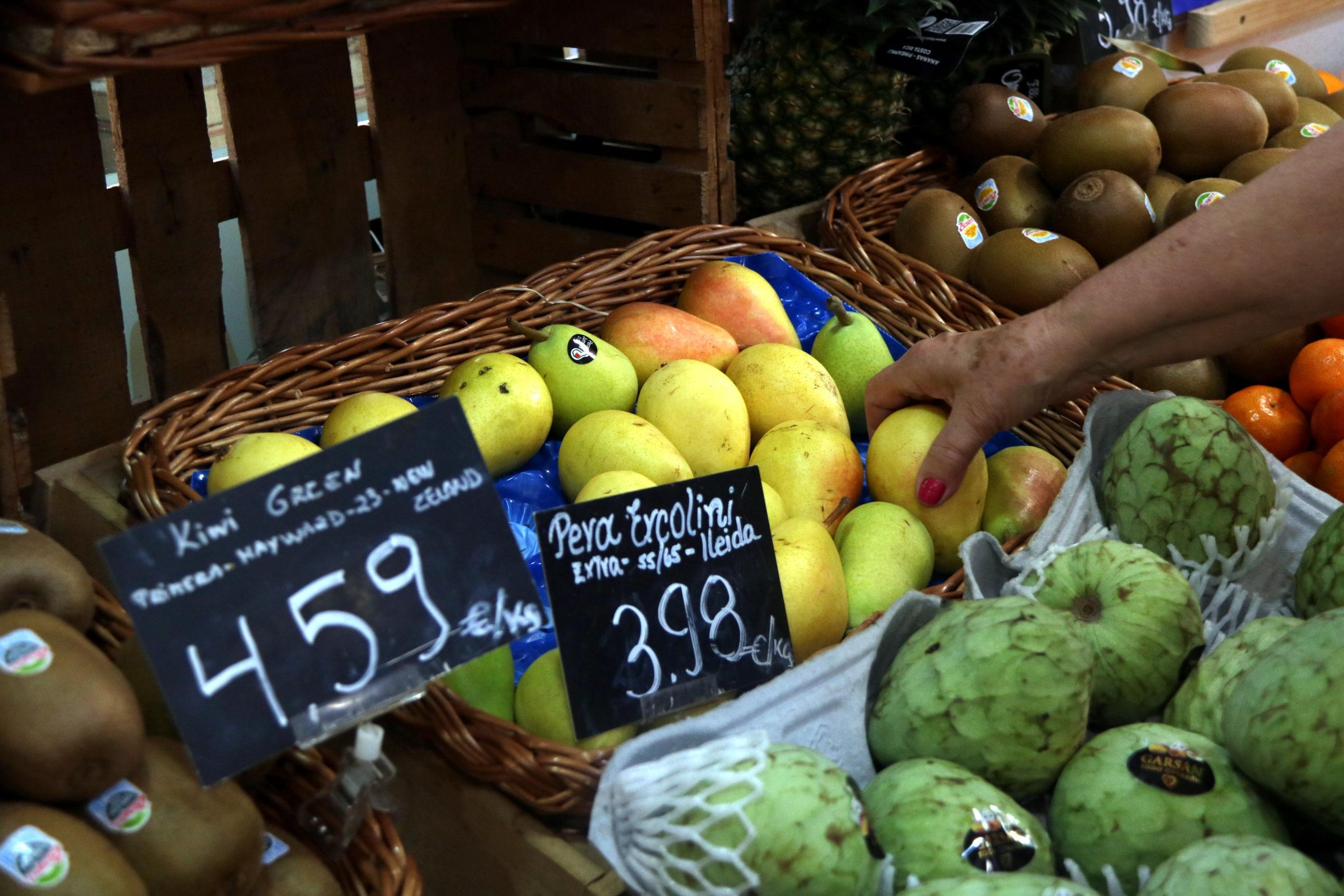Fruita a la venda | ACN