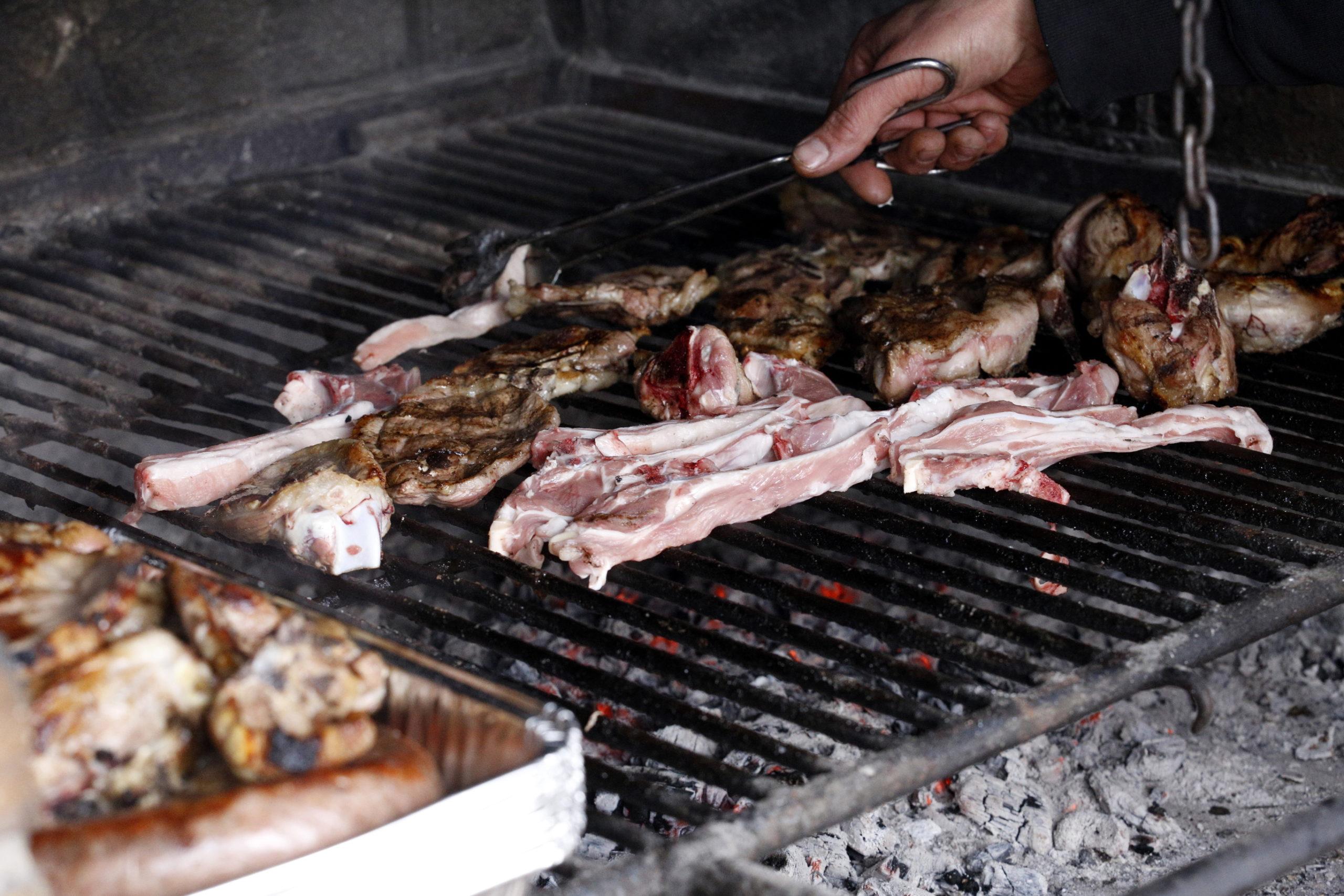 Carn de corder a la brasa | ACN