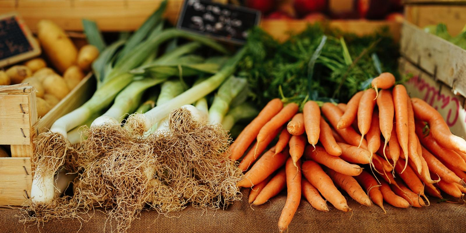 Porros i pastanagues | Pxhere
