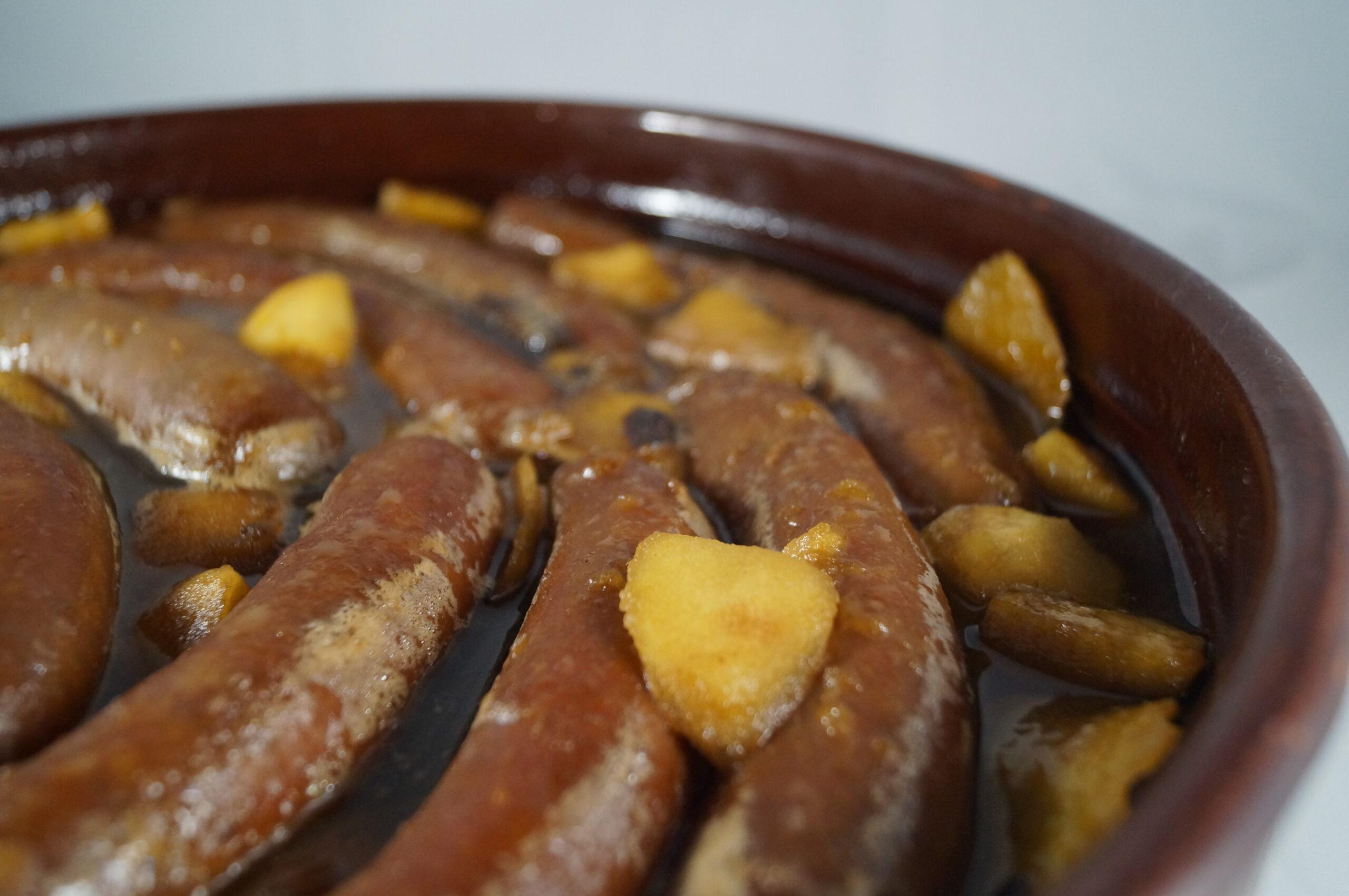 Botifarres dolces | Gremi de Carnissers i Xarcuters Artesans de les Comarques Gironines