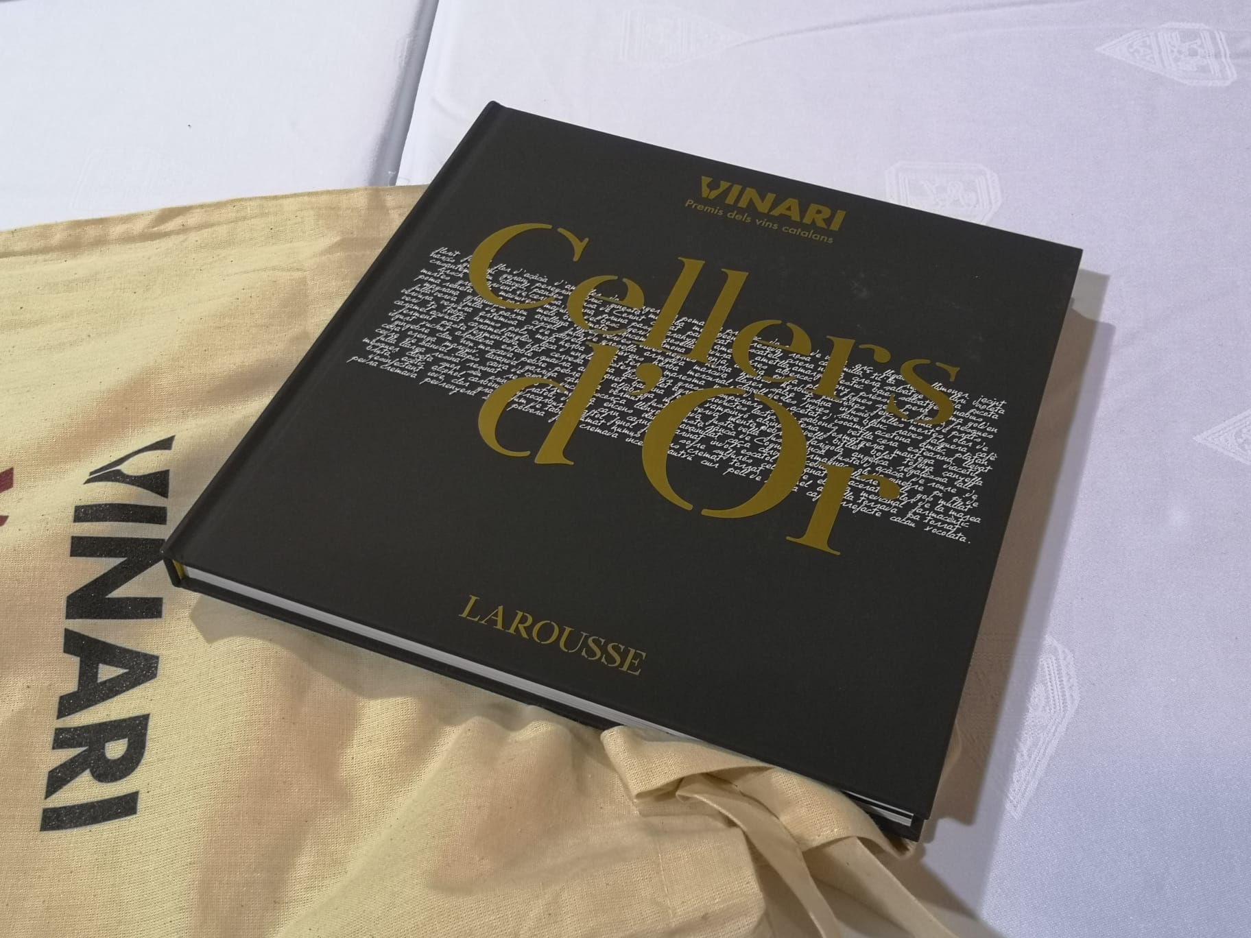 El llibre Cellers d'Or