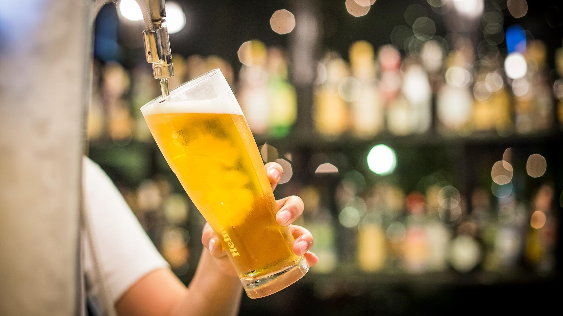 Una cervesa | Pixabay