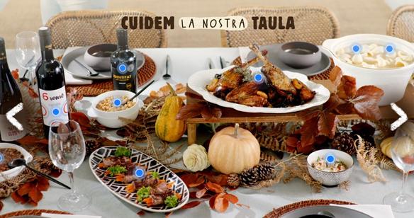 Aquest Nadal Prodeca promou el consum de productes locals a les taules catalanes
