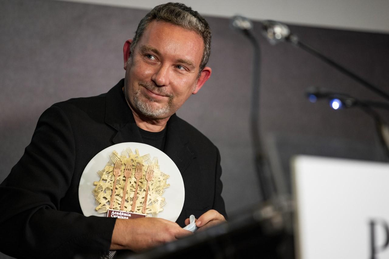 El xef Albert Adrià, Premi Nacional de Gastronomia 2020 | ACN