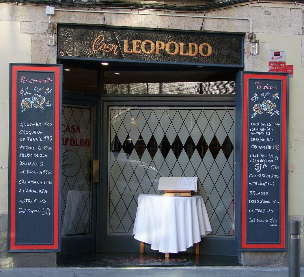 Restaurant Casa Leopoldo
